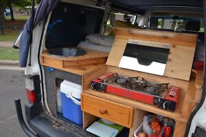 Van fully equiped Mazda E2000 for backpackers Sydney City Inner Sydney Preview