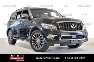 2017 Infiniti QX80 LIMITED VERY CLEAN!