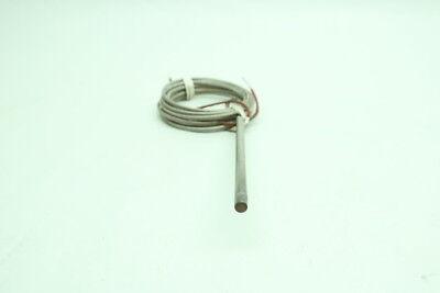 Minco Tc2393 Type J Thermocouple 4in 316in