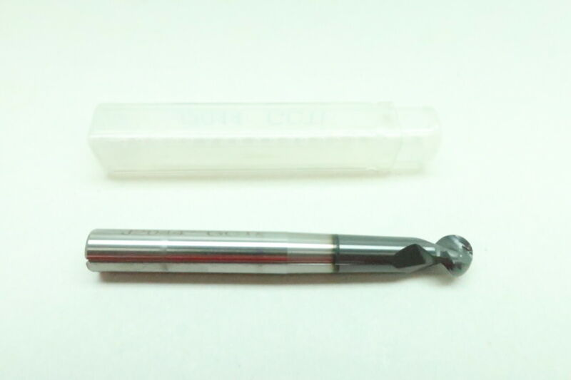 Guelph J2044 Ballnose End Mill 9.525mm