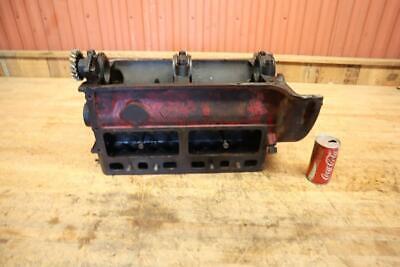 Vintage Ford 8n 9n 2n Tractor Parts Good Used Engine Block Number 197153 1949