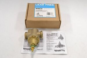 how to know if your watts pressure reducing valve 50psi