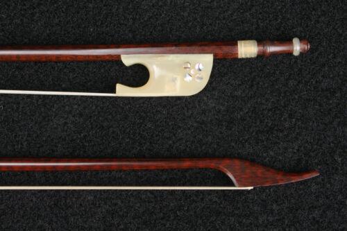 Italian Model Snakewood Baroque Viola Bow 732MM 62g-63g