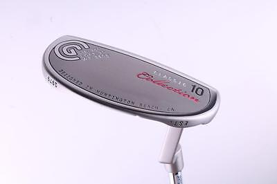 NEW LADIES CLEVELAND CLASSIC 10 PUTTER GOLF CLUB LADIES STEEL 32/33/34