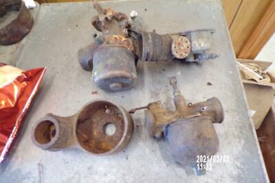 John Deere A-b Tractor Carburetor Bowls Jd Unknown Carburetors