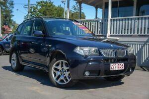 2007 BMW X3 E83 MY07 Steptronic Blue 6 Speed Sports Automatic Wagon