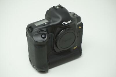 Canon EOS-1Ds Mark II 16.7MP DSLR Digital Camera Body Only Good Used G251