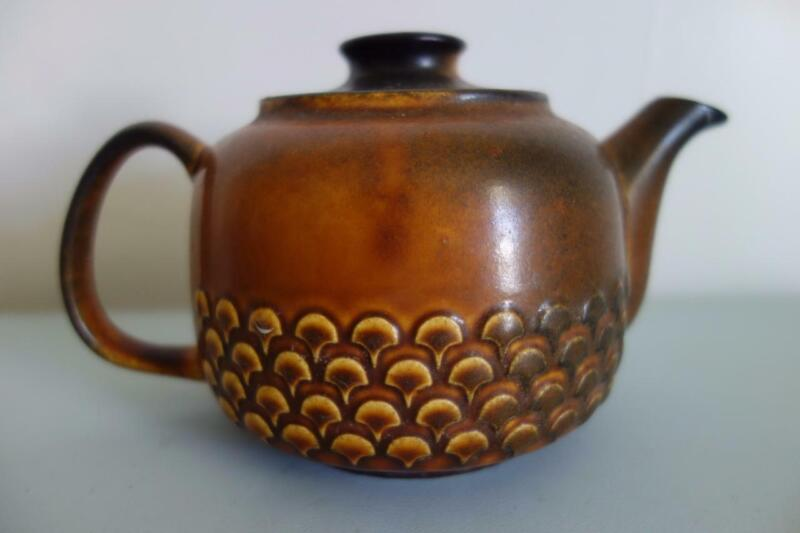 French Actress Estate-Vintage Arts & Crafts Studio Pottery French Teapot