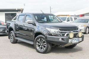 2017 Holden Colorado RG MY17 LTZ Pickup Crew Cab Black 6 Speed Sports Automatic Utility Dandenong Greater Dandenong Preview