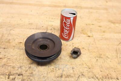 Vintage Ford 8n 9n 2n Tractor Parts Crankshaft Pulley Nut