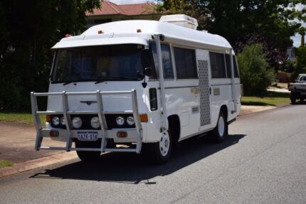 Toyota Coaster Campervan Rossmoyne Canning Area Preview