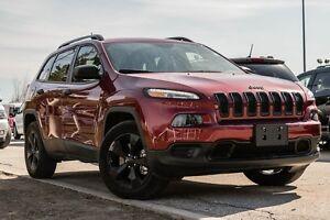 2016 Jeep Cherokee Sport V6 4WD