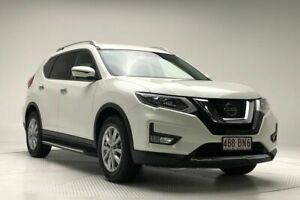 2017 Nissan X-Trail T32 Series II ST-L X-tronic 4WD White 7 Speed Constant Variable Wagon