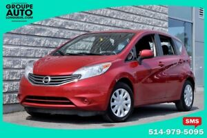2014 Nissan Versa Note *SV*CAMERA*AUTOM*A/C*ROUGE*