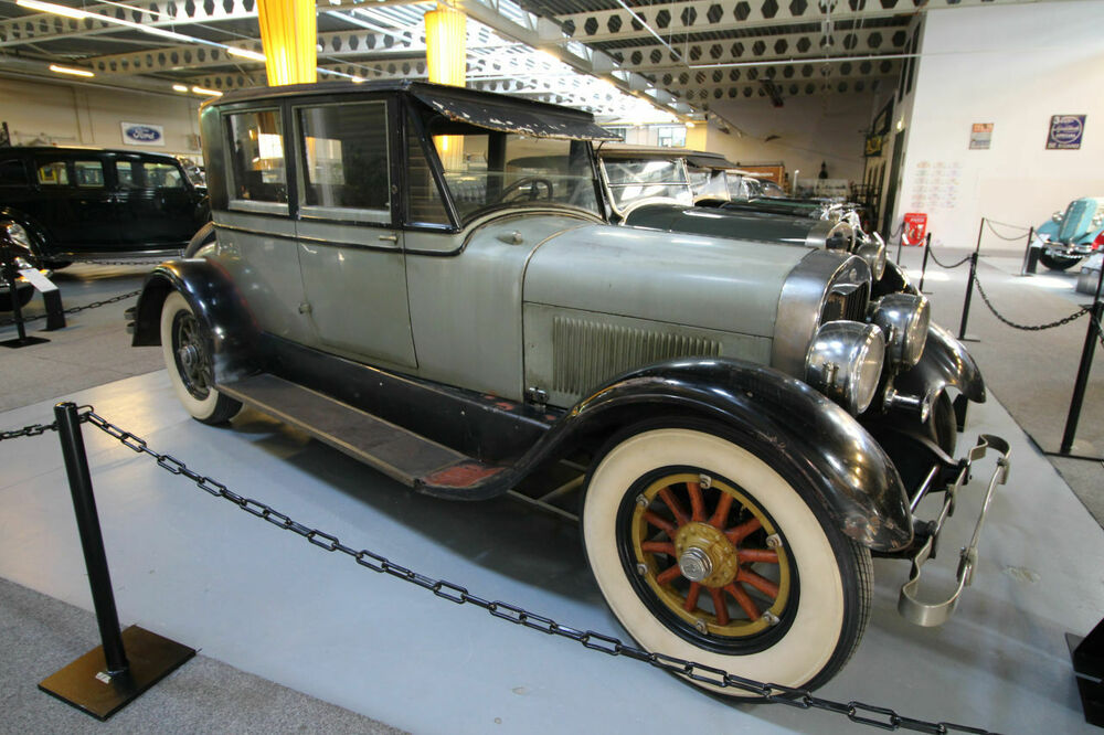 Lincoln 126 Open Coupe 1924