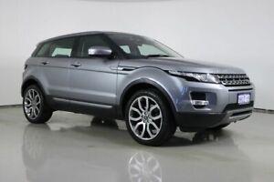 2013 Land Rover Range Rover Evoque LV SD4 Pure Grey 6 Speed Automatic Wagon