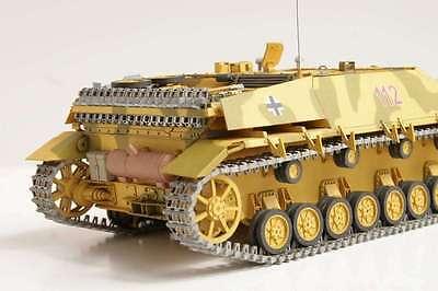 Modelik 11/06 - Jagdpanzer IV Ausf. F 1:25 mit Lasercutteilen