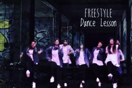 Freestyle Dance Lesson @ Southport Community Centre