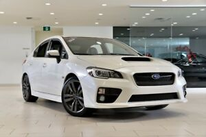 2016 Subaru WRX SPORT TECH LEATHER, ROOF, MAGS, GPS