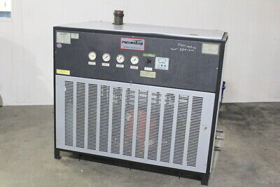 Pneumatech Adw-1000 Refrigerated Air Dryer 1000 Cfm Water Cooled R-22 460v