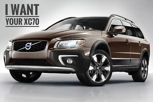 Sell me your 2008 - 20012 Volvo XC70!
