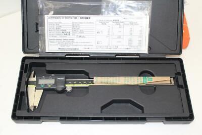 Mitutoyo 8 Digital Caliper Cd-8 Asx 500-197-30