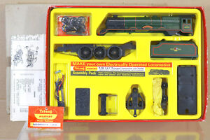 TRIANG HORNBY R386 ASSEMBLY PACK CKD BR GREEN 4-6-2 PRINCESS LOCO 46201 BOXED ng