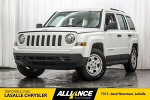 2015 Jeep Patriot SPORT | A/C | TRES PROPRE!! 2.4L | NEVER ACCID