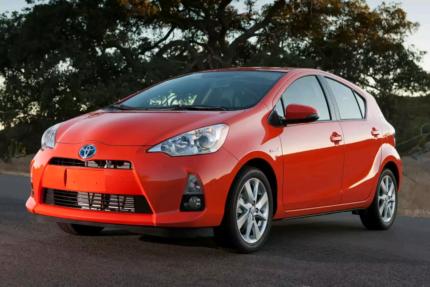 Hybrid Car Rentals and Ridesharing (uber, etc) rentals.  Sydney City Inner Sydney Preview