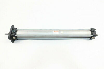 Smc Ca1fn40-440 Double Acting Pneumatic Cylinder 40mm X 440mm 145psi