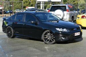 2014 Ford Falcon FG MK2 XR6 Black 6 Speed Auto Seq Sportshift Sedan Underwood Logan Area Preview