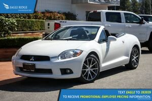 2012 Mitsubishi Eclipse Spyder GS Backup Camera, Bluetooth