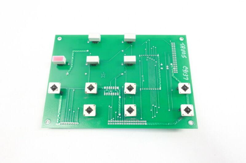Conair 107-299-01 Display Pcb Circuit Board