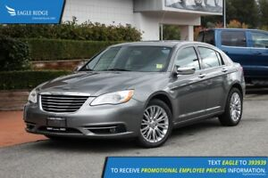 2012 Chrysler 200 Limited Heated Seats & Sunroof