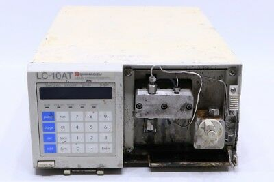 Shimadzu Lc-10at Liquid Chromatograph
