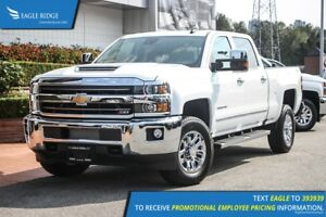 2019 Chevrolet Silverado 3500HD LTZ Navigation, Heated & Vent...