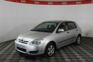 2006 Toyota Corolla ZZE123R Silver Automatic Hatchback