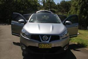 2012 Nissan Dualis Wagon Bardwell Valley Rockdale Area Preview
