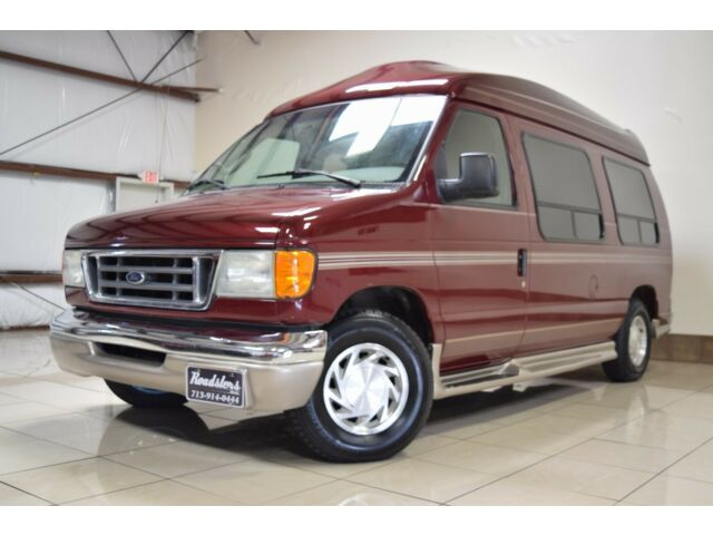 Image 1 of Ford: E-Series Van HANDICAP…