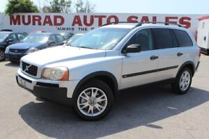 2006 Volvo XC90 !!! ALL WHEEL DRIVE !!! LEATHER !!!