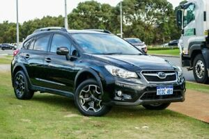 2014 Subaru XV G4X MY14 2.0i-S Lineartronic AWD Black 6 Speed Constant Variable Wagon Wangara Wanneroo Area Preview
