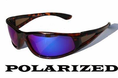 186af030808 New Premium Tortoise polarized sunglasses blue mirror Golf-ing Fish  pc7331pol RV