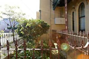 PADDINGTON BEDSIT IN LARGE VICTORIAN TERRACE HOUSE Paddington Eastern Suburbs Preview