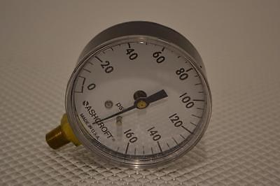 One New Ashcroft Pressure Gauge 25w1005 H 01l.