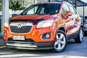 2013 Holden Trax TJ MY14 LTZ Orange 6 Speed Automatic Wagon Somerton Park Holdfast Bay Preview