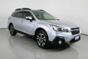 2018 Subaru Outback MY19 2.0D AWD Ice Silver Continuous Variable Wagon Bentley Canning Area Preview