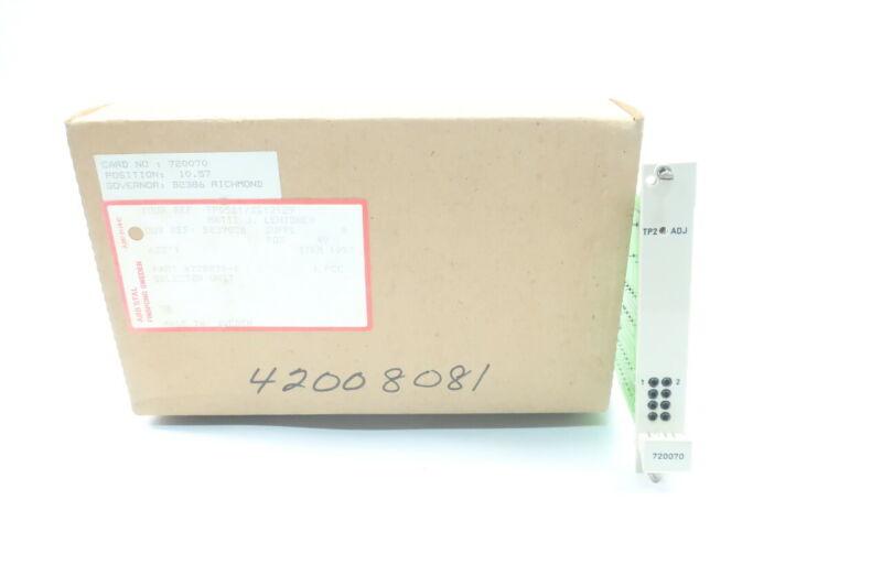 Abb 720070 AE 25003 K1 Pcb Circuit Board