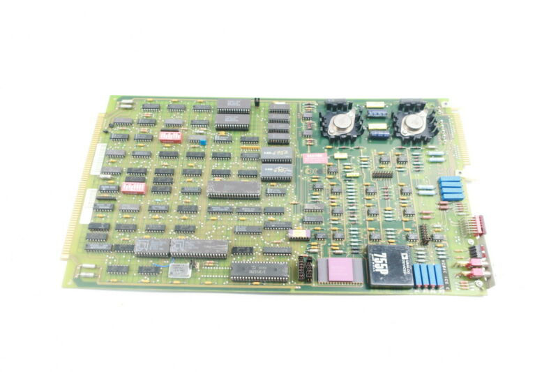 Cincinnati Milacron 3-533-0081G 3-531-3902A Pcb Circuit Board Rev A