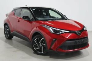 2020 Toyota C-HR NGX10R Koba S-CVT 2WD Feverish Red - Black Roof 7 Speed Constant Variable Wagon Northbridge Perth City Area Preview