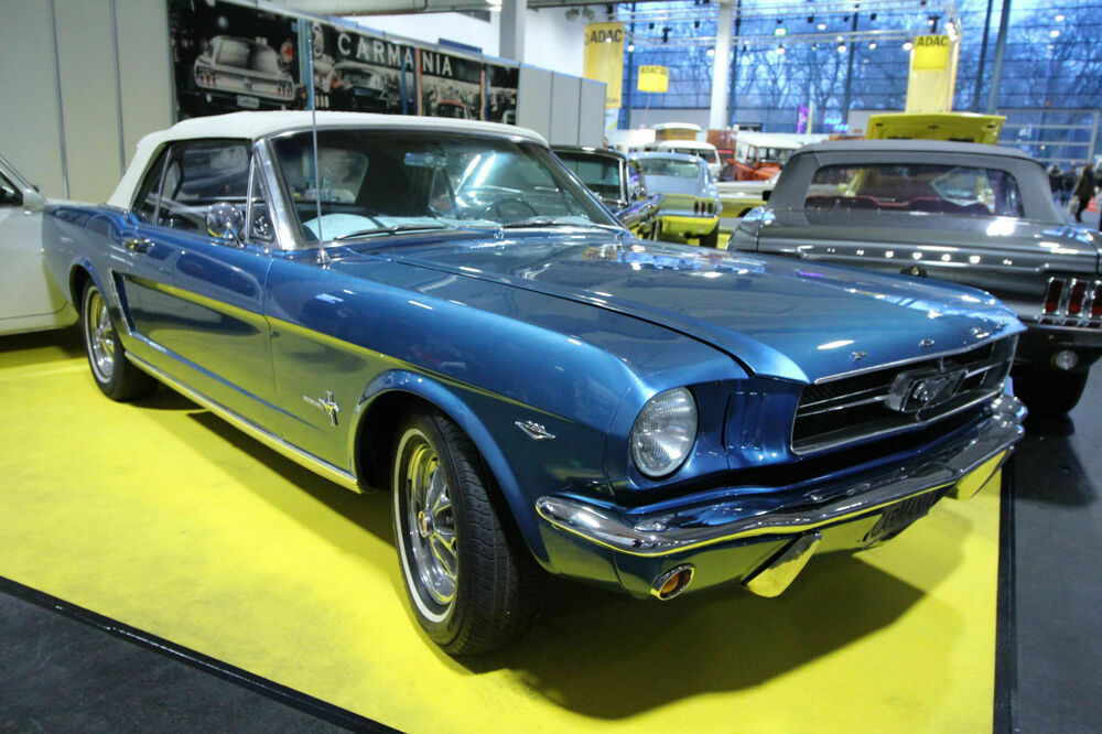 Ford Mustang Cabrio 1965